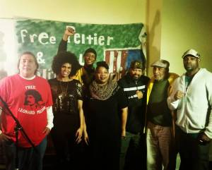 Free political prisoners, at SJAC